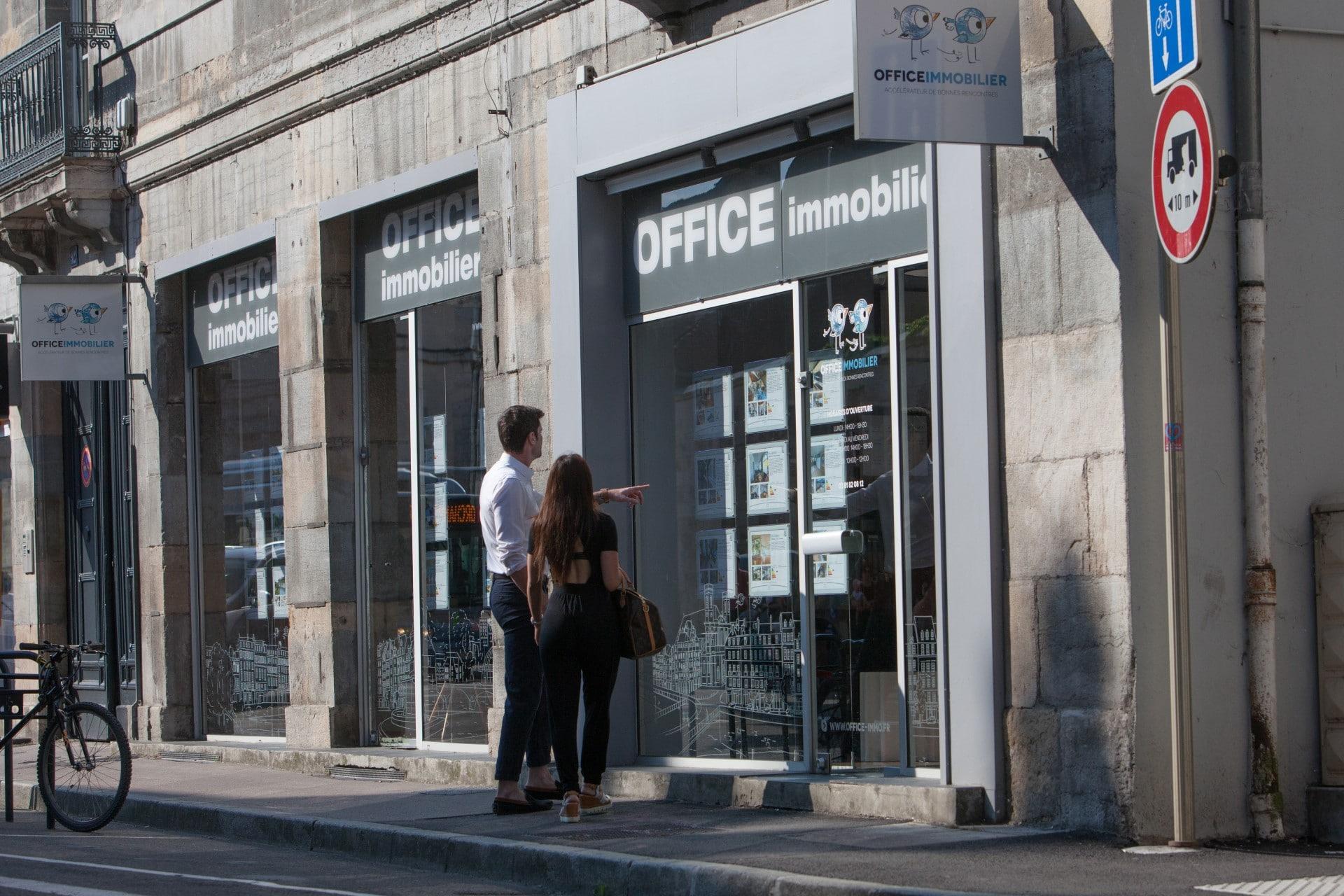Office Immobilier Metier